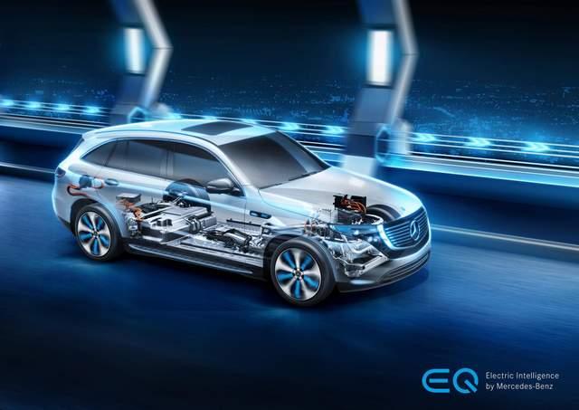 """Украинцы создали одну из самых сложных """"начинок"""" для Mercedes-Benz"""