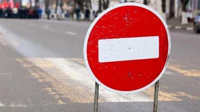 Из-за марафона в Киеве перекроют 40 улиц и три моста