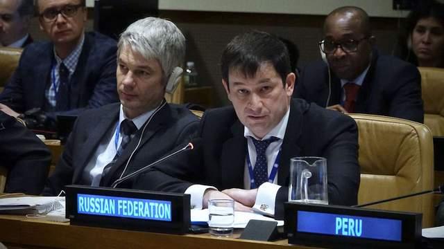 США снова не пустили членов российской делегации на Генассамблею ООН