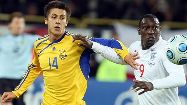День в истории: 10 лет неожиданной победе сборной Украины над Англией в Днепре