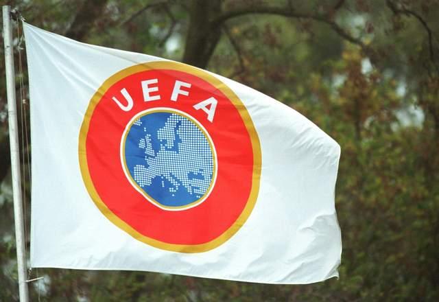 Восемь ничьих: Украина сохраняет десятую позицию в таблице коэффициентов УЕФА