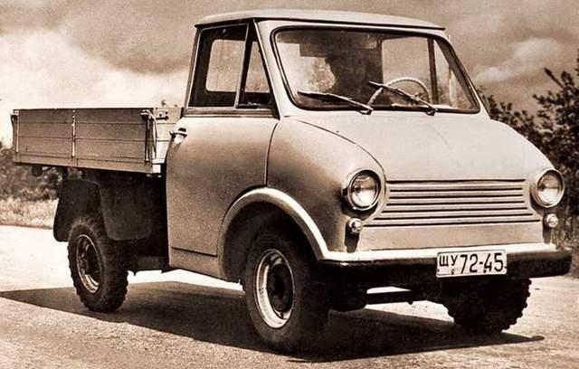 В Сети показали грузовик, который хотел выпускать ЗАЗ
