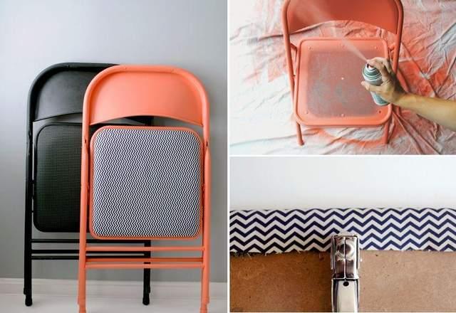 Можна власноруч зробити меблі однаковими за стилем