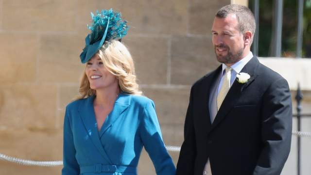 Развод внука Елизаветы II Питера Филлипса: новые подробности