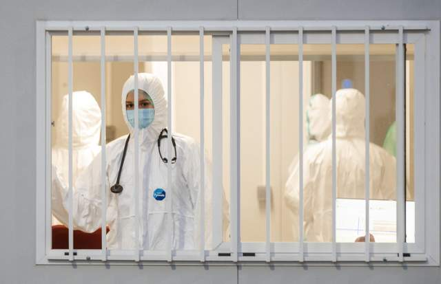 В Украине зарегистрировали 20 580 случаев коронавируса COVID-19