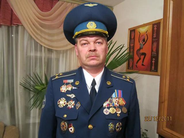 Микола Романов