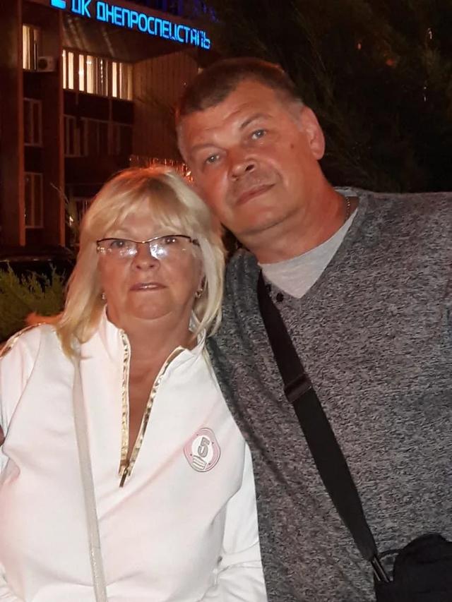 Микола і Тетяна Романови