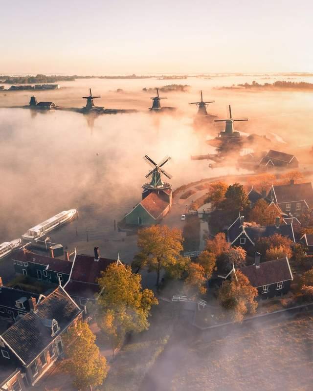 30 фотографий с высоты птичьего полета, которые перехватывают дыхание