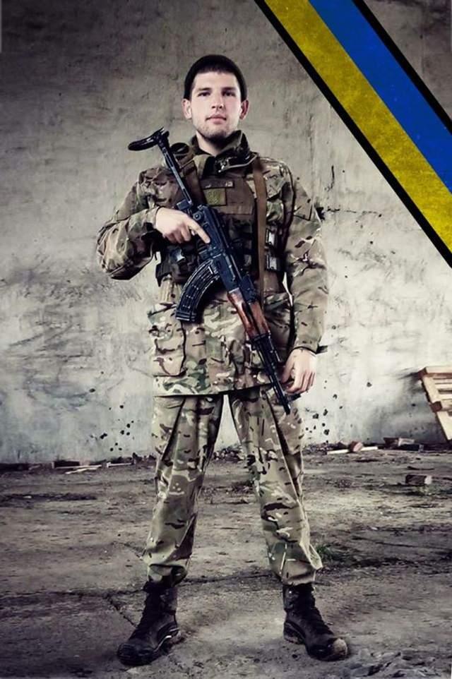 На Донбассе погиб юный украинский военный Богдан Коваленко: фото и детали