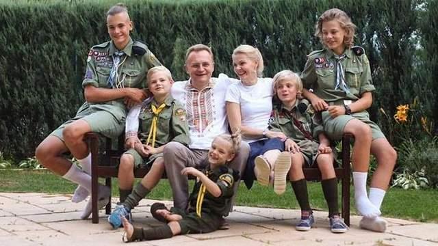Діти Андрія Садового