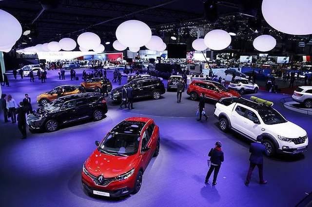 Автошоу в Женеві знову переносять: тепер дійство планують аж на 2022 рік