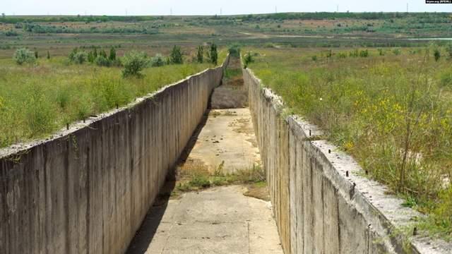 водосховище крим сімферополь засуха