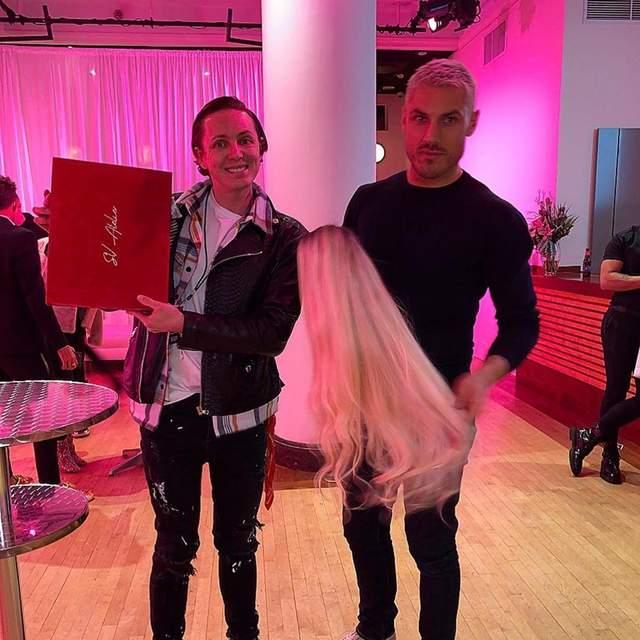 Ким Кардашян с украинскими волосами: секретный стартап украинского парикмахера