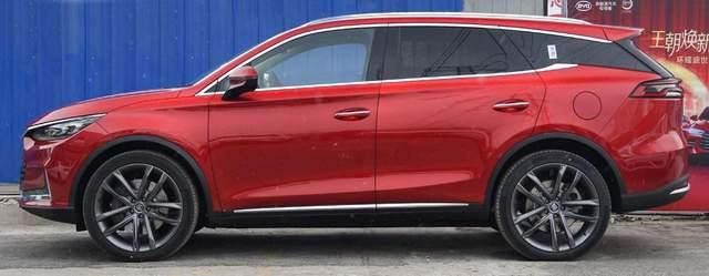 Tang EV600