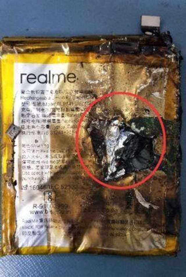 Смартфон вибухнув через добу після купівлі
