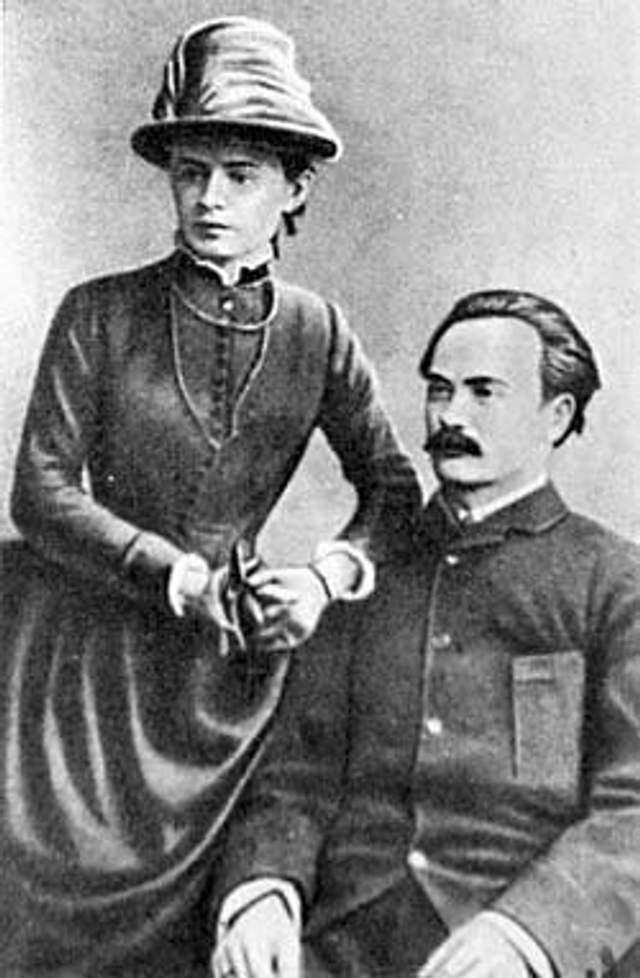 Как выглядели жены украинских писателей: фото