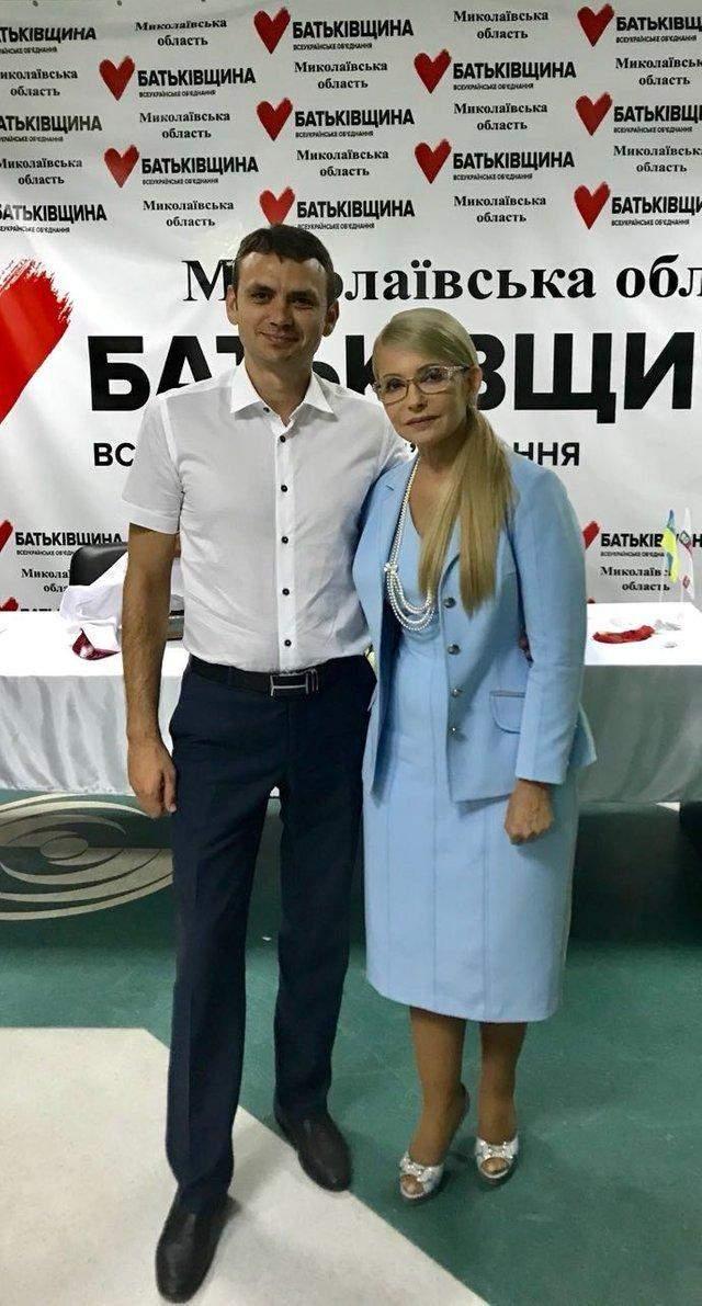 Івануна і Тимошенко