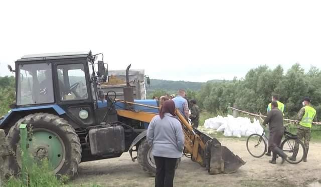 Большая вода угрожает Тернопольщине: в области готовятся к эвакуации – фото, видео