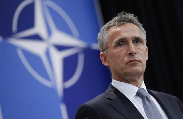 Єнс Столтенберг НАТО