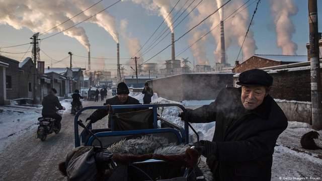 ТЕС у Китаї