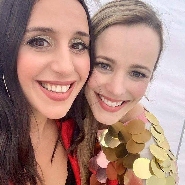 Джамала з акторкою Рейчел Макадамс