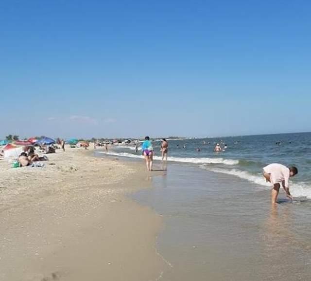 пляжі Одеси