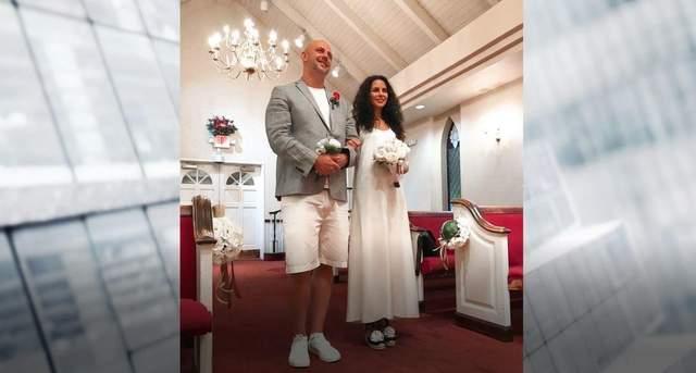 Перше весілля Потапа і Насті Каменських у Лас-Вегасі