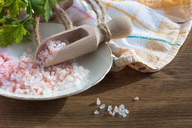 сіль морська користь