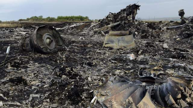 Збиття MH17