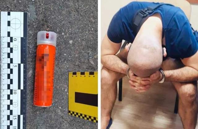 П'яний одесит напав на поліцейських в Одесі