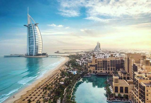 Дубай готовий до туристичного сезону