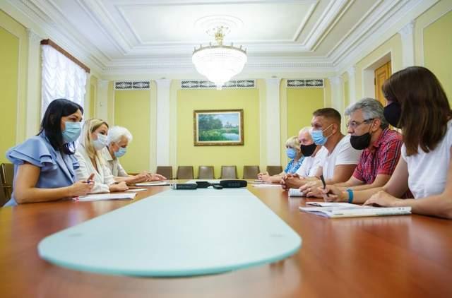 Шахтарі, гірники, зарплата, страйк, ОПУ, Президент України