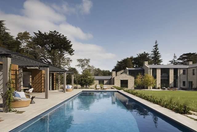Каменный дом: огромное частное жилье из Сан-Франциско – фото