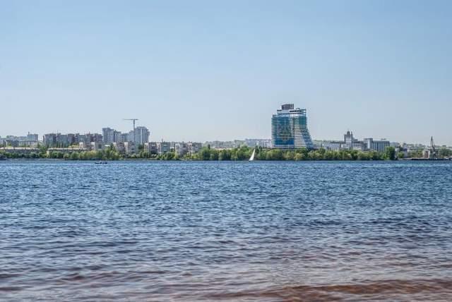 Вид на місто Дніпро
