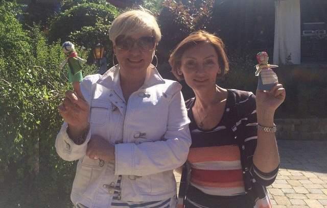 Гонтарева і Рожкова