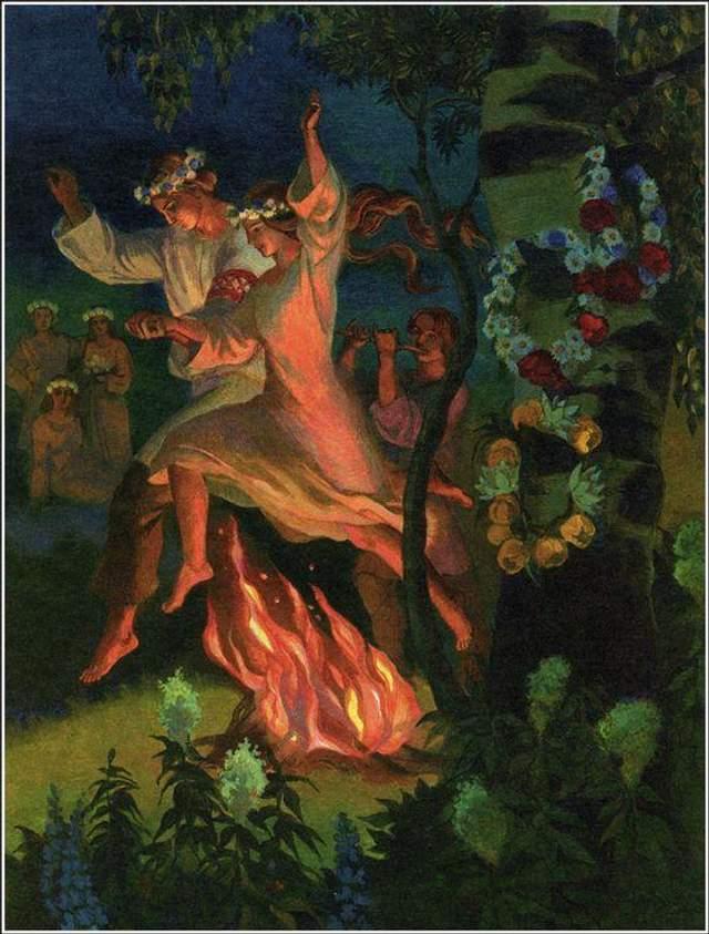 Картинки на Івана Купала