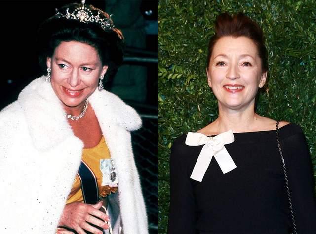 Принцесу Маргарет у серіалі