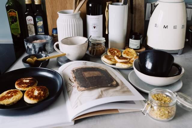 Рецепт запечених сирників