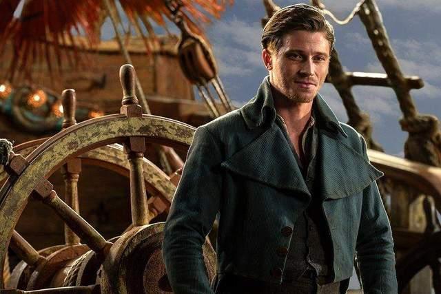 Капітан Гук у фільмі 2015 року