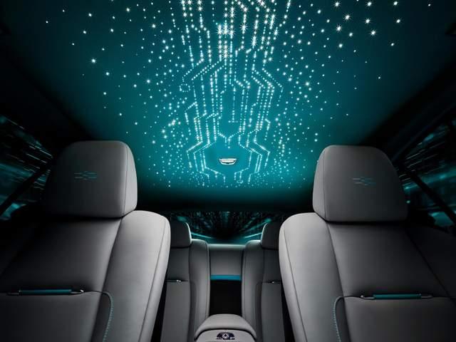 Rolls-Royce предлагает покупателям разгадать секретный код