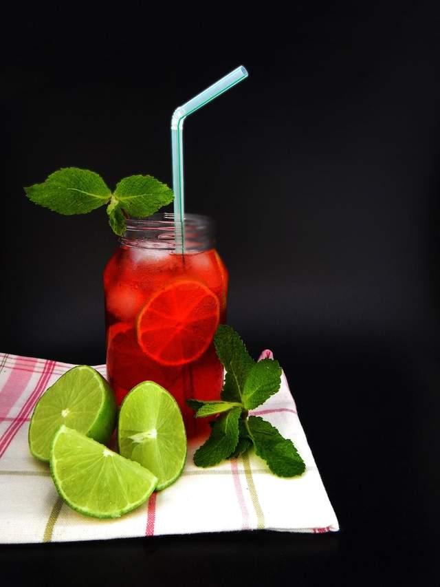 Рецепт фруктового пуншу