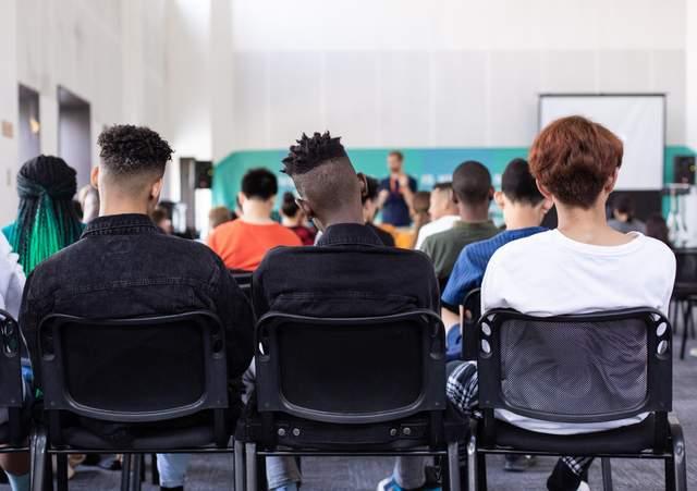 Студенти у США