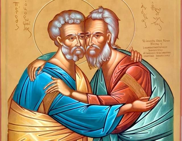 Картинки з днем Петра і Павла