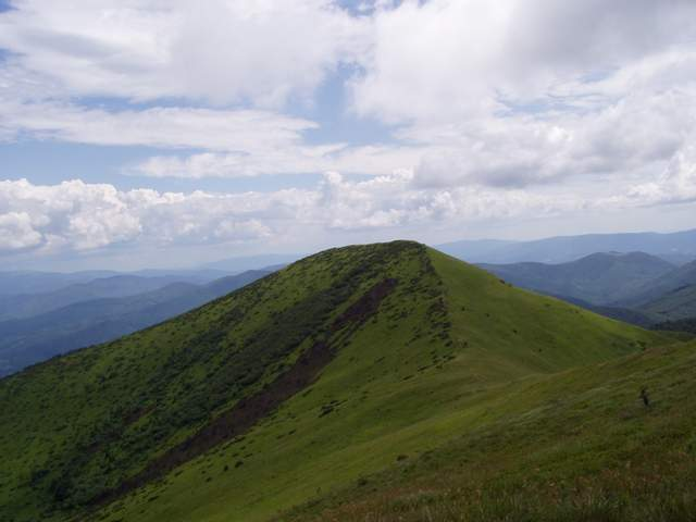 Гора Остра