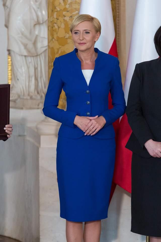 Перша леді Польщі