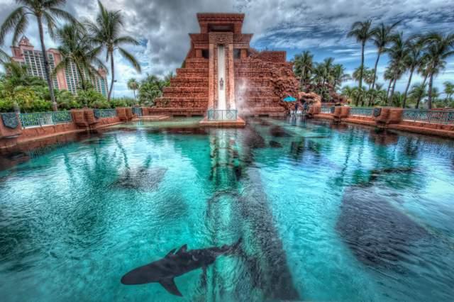 Один із найекстримальніших аквапарків у світі
