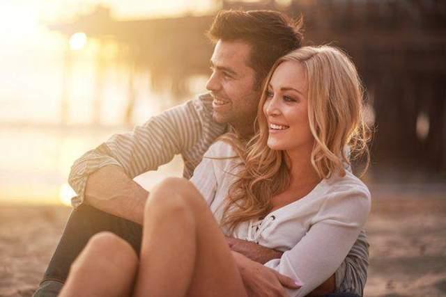 щаслива пара