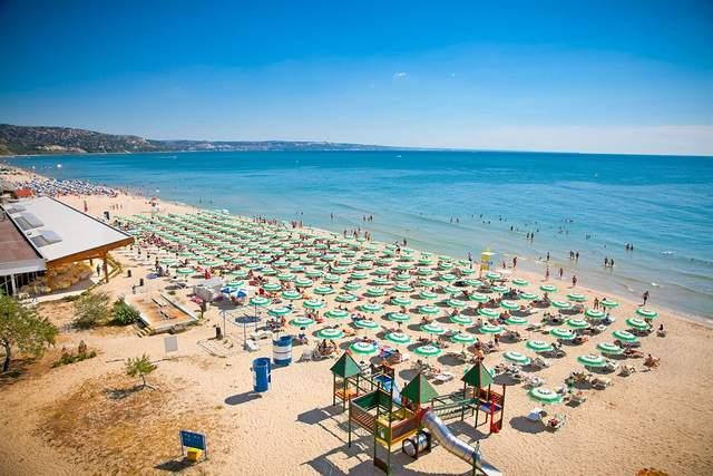 Курорт Золоті піски у Болгарії