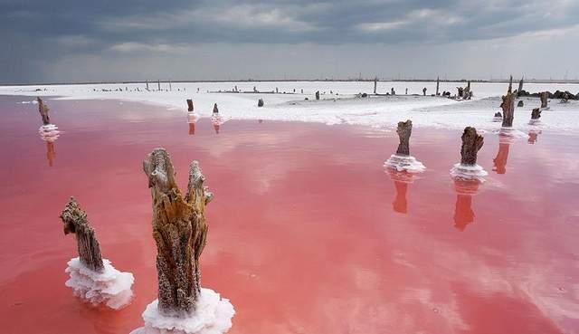 Генічеське озеро