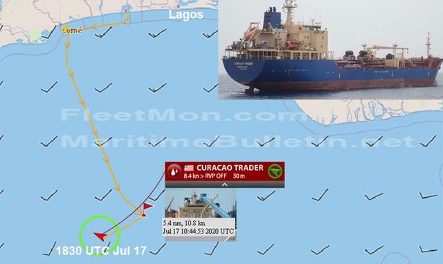 У берегов Нигерии пираты захватили заложников: среди них украинские моряки